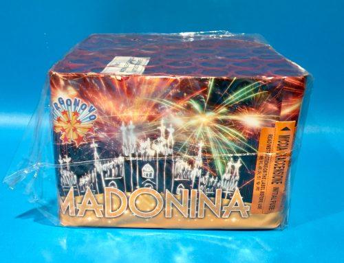 Fuochi D'Artificio Spettacolo Madonina
